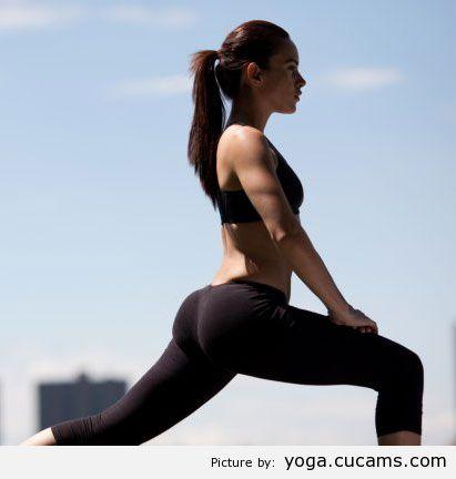 Yoga Gangbang Lace by yoga.cucams.com
