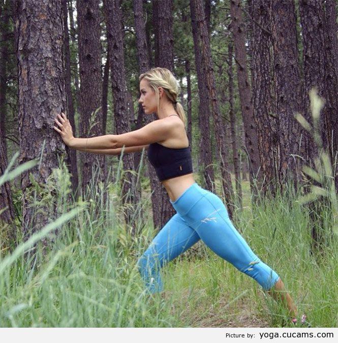 Yoga Worship Porn by yoga.cucams.com