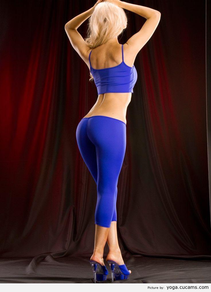 Yoga Farts Pantyhose by yoga.cucams.com